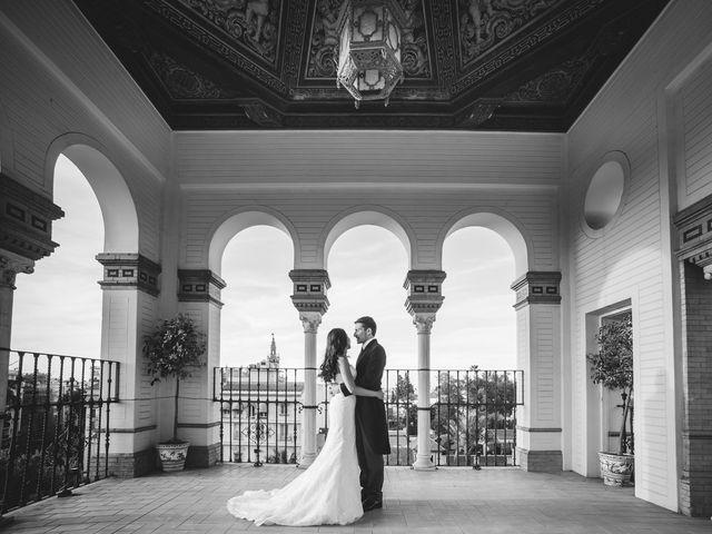 La boda de Fran y Jasmin en Sevilla, Sevilla 81