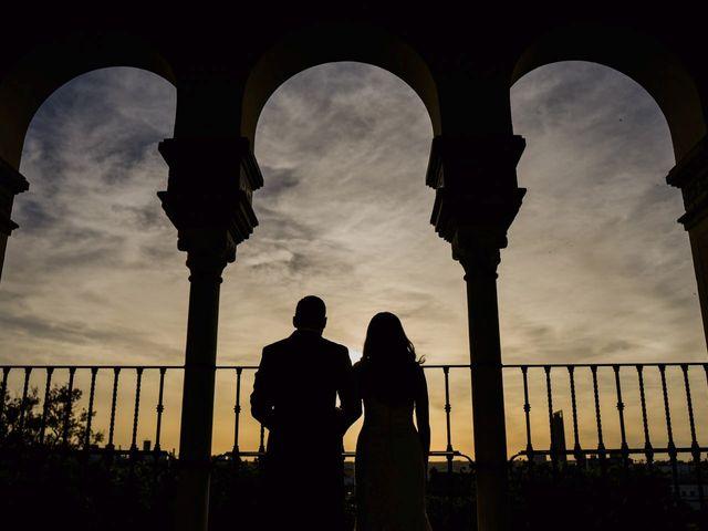 La boda de Fran y Jasmin en Sevilla, Sevilla 88