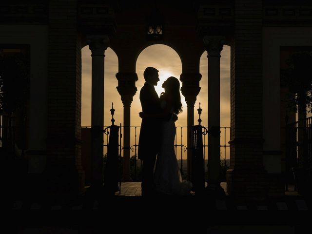La boda de Jasmin y Fran