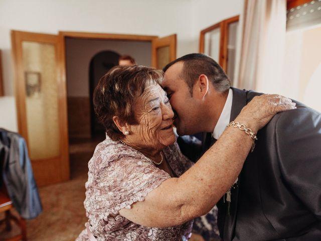 La boda de Agustí y Paula en Els Muntells, Tarragona 25