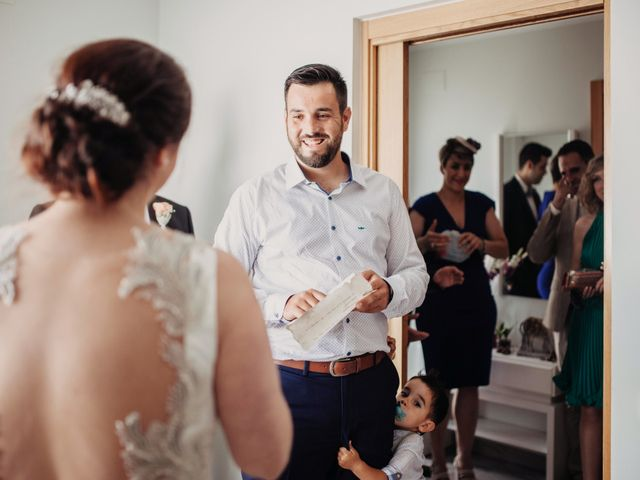 La boda de Agustí y Paula en Els Muntells, Tarragona 36