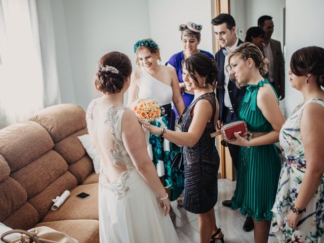 La boda de Agustí y Paula en Els Muntells, Tarragona 41