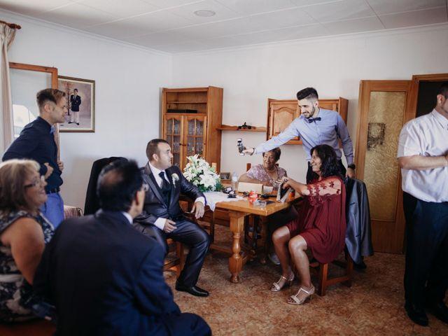 La boda de Agustí y Paula en Els Muntells, Tarragona 42
