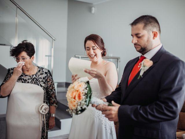 La boda de Agustí y Paula en Els Muntells, Tarragona 47