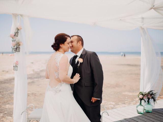 La boda de Paula y Agustí