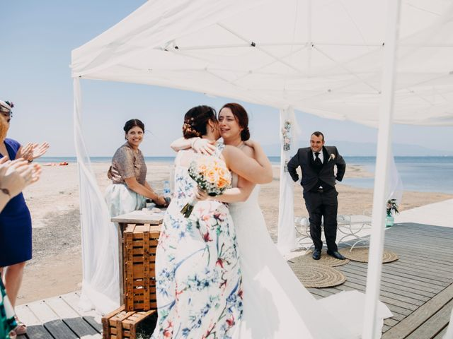 La boda de Agustí y Paula en Els Muntells, Tarragona 81