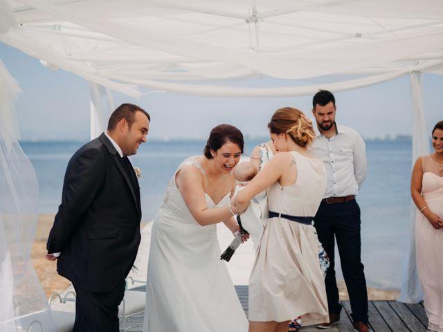 La boda de Agustí y Paula en Els Muntells, Tarragona 86