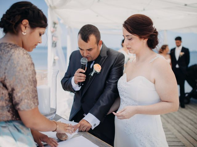 La boda de Agustí y Paula en Els Muntells, Tarragona 89