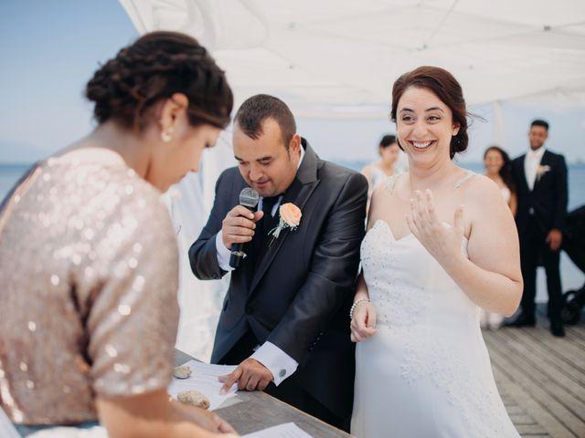 La boda de Agustí y Paula en Els Muntells, Tarragona 90