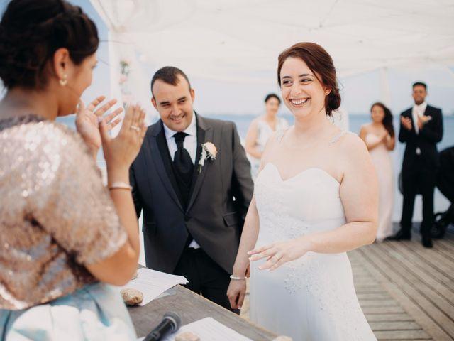 La boda de Agustí y Paula en Els Muntells, Tarragona 92