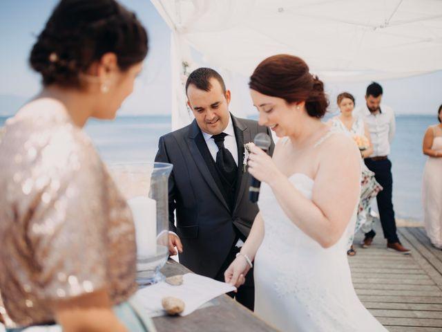 La boda de Agustí y Paula en Els Muntells, Tarragona 93