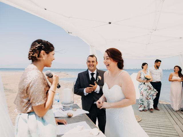 La boda de Agustí y Paula en Els Muntells, Tarragona 95
