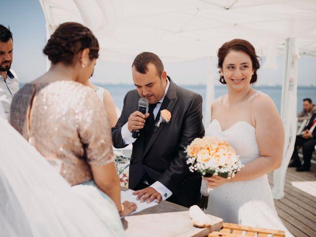 La boda de Agustí y Paula en Els Muntells, Tarragona 99