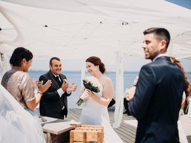 La boda de Agustí y Paula en Els Muntells, Tarragona 100