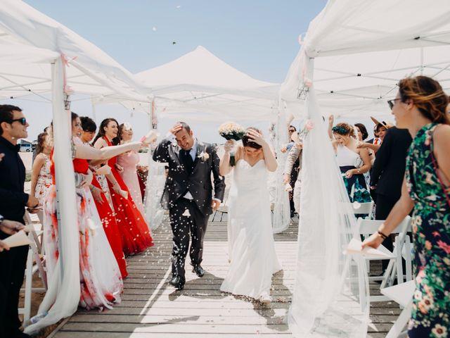 La boda de Agustí y Paula en Els Muntells, Tarragona 108
