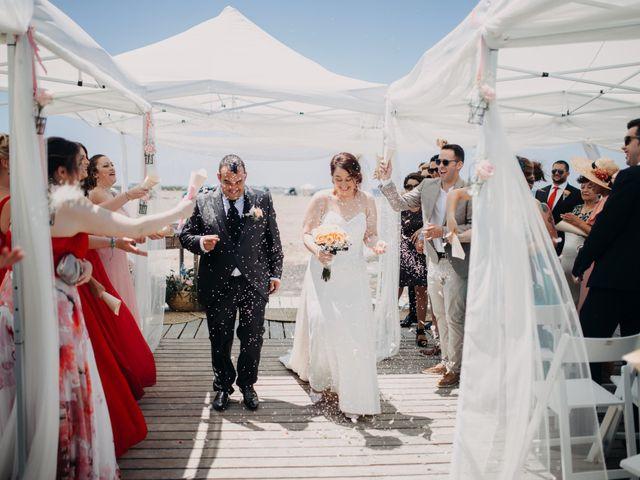 La boda de Agustí y Paula en Els Muntells, Tarragona 109