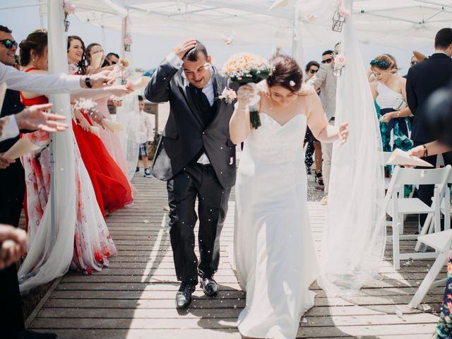 La boda de Agustí y Paula en Els Muntells, Tarragona 110
