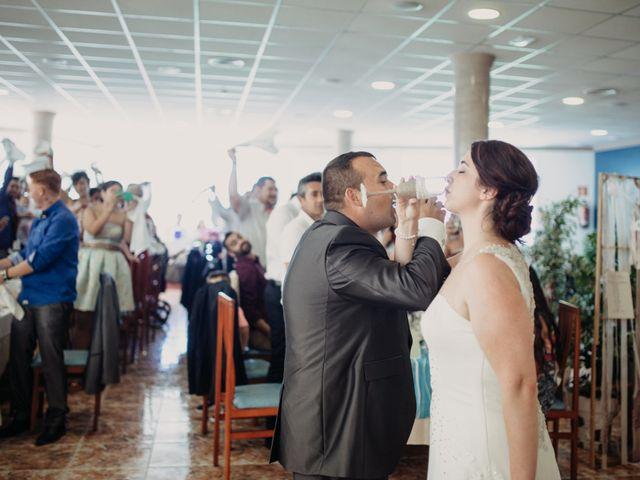 La boda de Agustí y Paula en Els Muntells, Tarragona 124