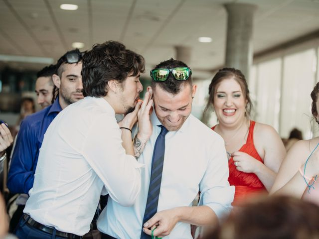 La boda de Agustí y Paula en Els Muntells, Tarragona 130