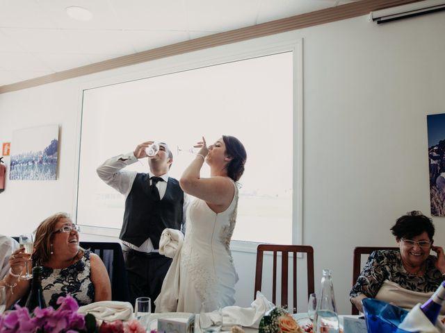 La boda de Agustí y Paula en Els Muntells, Tarragona 131
