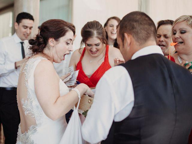 La boda de Agustí y Paula en Els Muntells, Tarragona 133