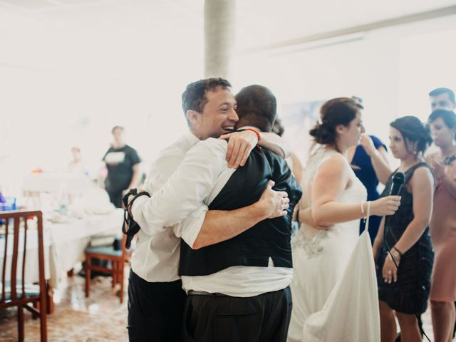 La boda de Agustí y Paula en Els Muntells, Tarragona 142
