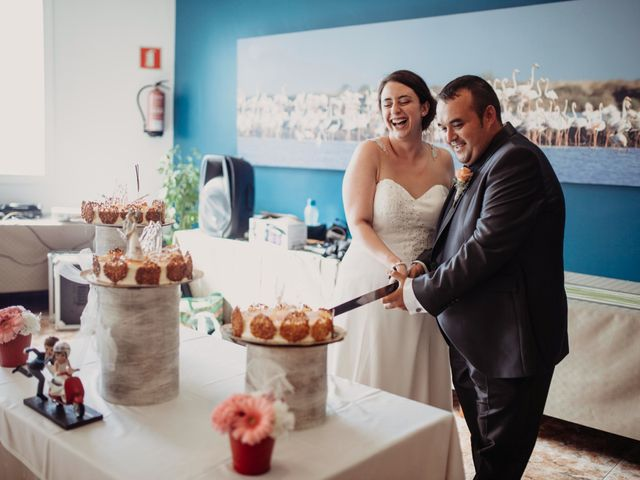 La boda de Agustí y Paula en Els Muntells, Tarragona 153