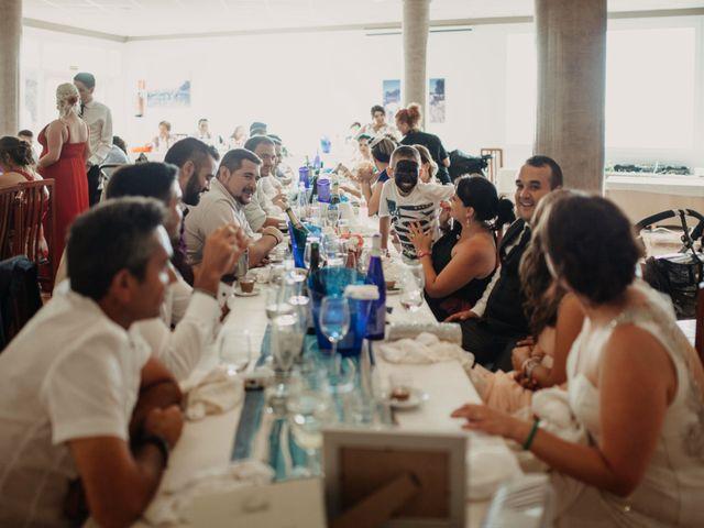 La boda de Agustí y Paula en Els Muntells, Tarragona 162