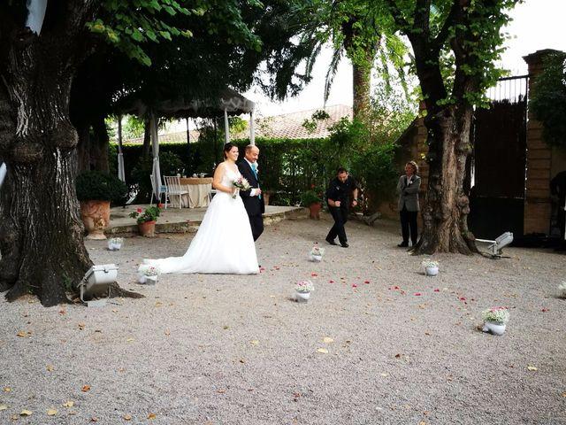La boda de Xavier y Ester en L' Arboç, Tarragona 2
