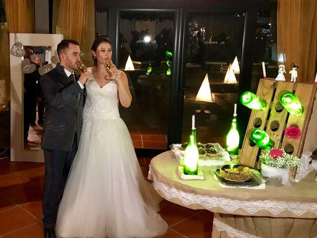 La boda de Xavier y Ester en L' Arboç, Tarragona 1