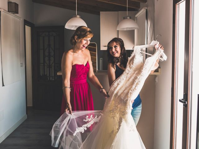La boda de Oscar y Laura en Altea, Alicante 13