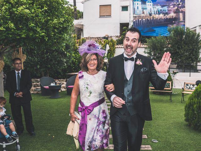 La boda de Oscar y Laura en Altea, Alicante 23