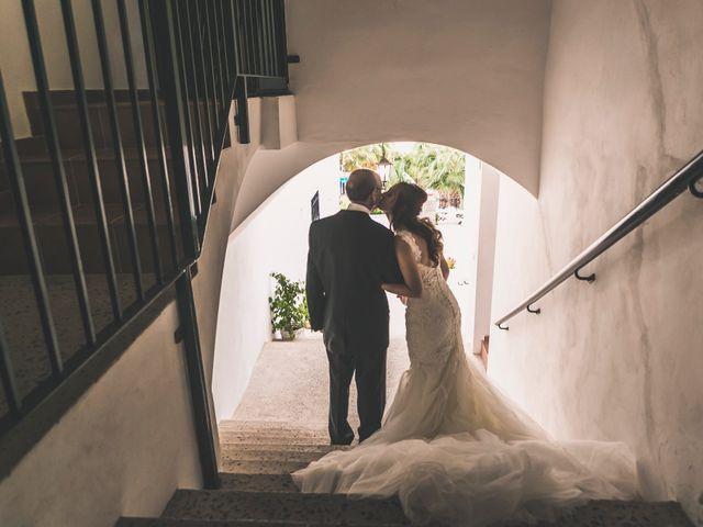 La boda de Oscar y Laura en Altea, Alicante 24