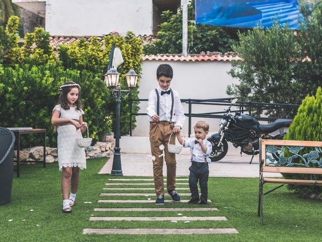 La boda de Oscar y Laura en Altea, Alicante 25