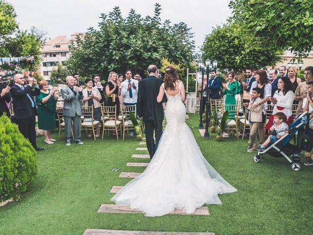 La boda de Oscar y Laura en Altea, Alicante 26
