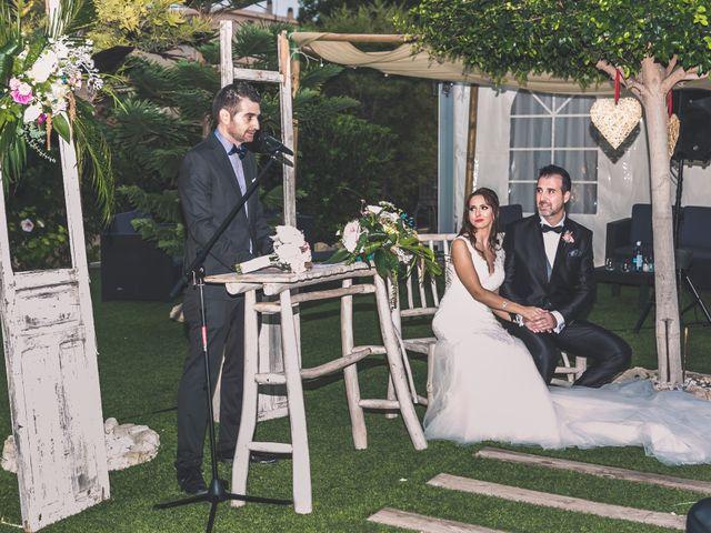 La boda de Oscar y Laura en Altea, Alicante 28