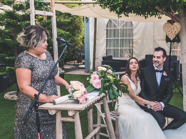 La boda de Oscar y Laura en Altea, Alicante 29