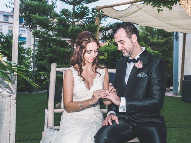 La boda de Oscar y Laura en Altea, Alicante 31