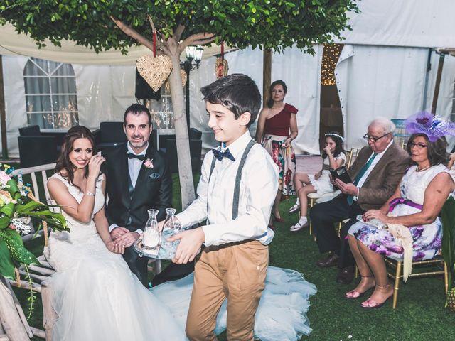 La boda de Oscar y Laura en Altea, Alicante 32