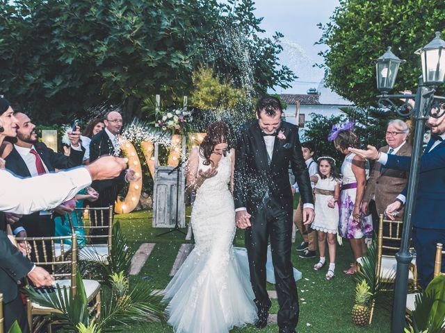 La boda de Oscar y Laura en Altea, Alicante 35
