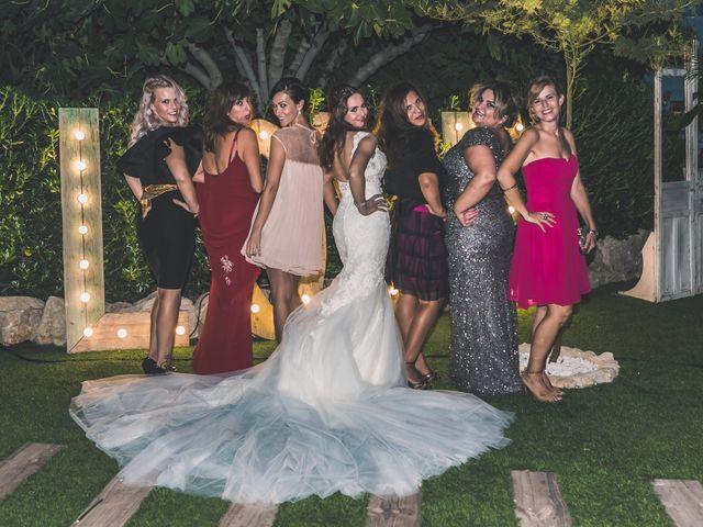 La boda de Oscar y Laura en Altea, Alicante 37