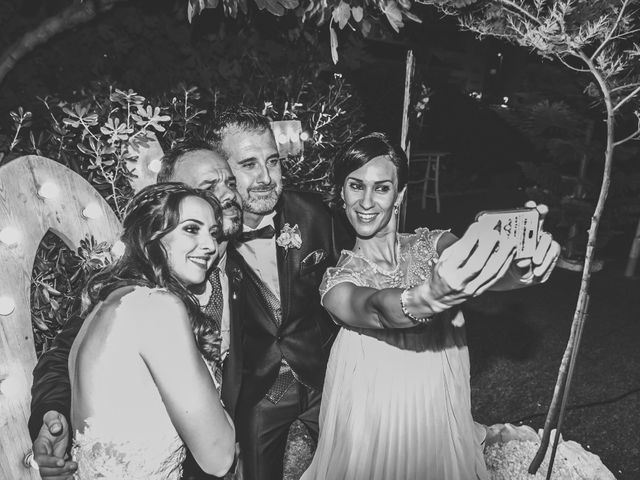 La boda de Oscar y Laura en Altea, Alicante 39