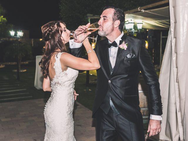 La boda de Oscar y Laura en Altea, Alicante 41