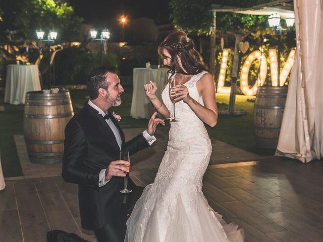 La boda de Oscar y Laura en Altea, Alicante 42