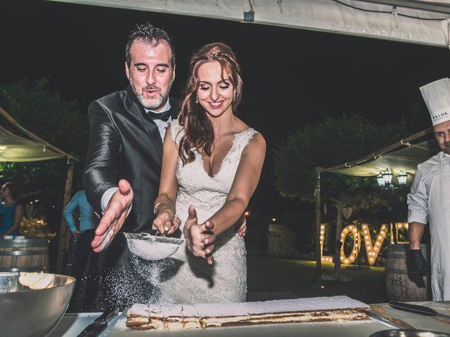 La boda de Oscar y Laura en Altea, Alicante 44