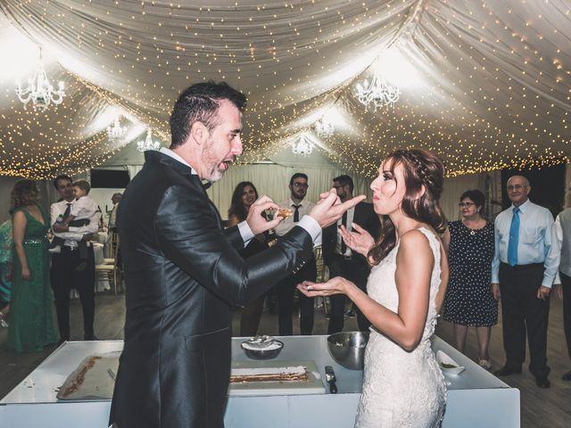 La boda de Oscar y Laura en Altea, Alicante 45
