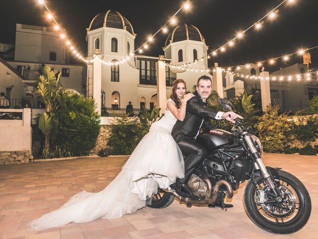 La boda de Oscar y Laura en Altea, Alicante 49