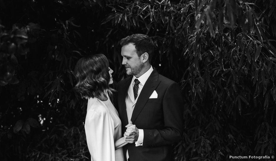 La boda de Víctor y Berta en Pontevedra, Pontevedra