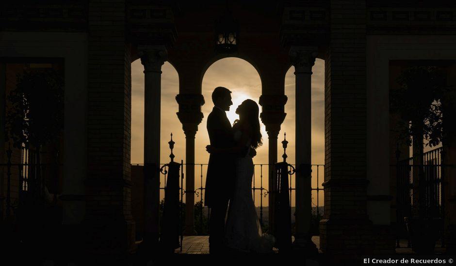 La boda de Fran y Jasmin en Sevilla, Sevilla