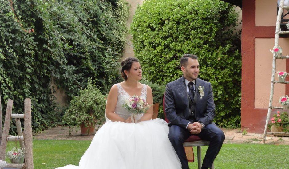 La boda de Xavier y Ester en L' Arboç, Tarragona